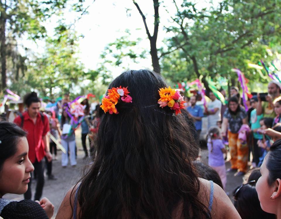 Fotografía Carla Meza, colegio Quillahua