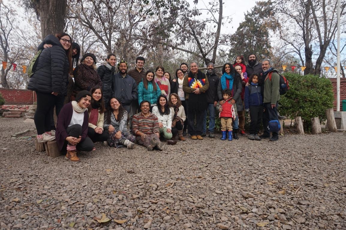 Julio 2017: Primer Encuentro Ex-Diplomantes Pedagogía delBienestar